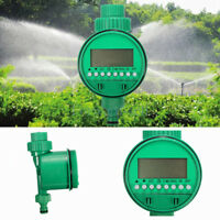 Automatic Water Outdoor Garden Irrigation Controller Hose Faucet Timer US