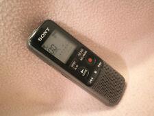 REGISTRATORE VOCALE DIGITALE SONY ICD-PX240 4GB OTTIMO
