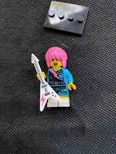 LEGO MINIFIGURES Rocker Girl Series 7
