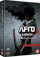 Afro Samurai: Complete Murder Sessions (DVD) - EXCELLENT Condition