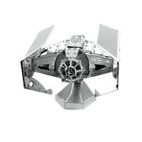 Metal Earth Star Wars Darth Vader TIE fighter 3D Laser Cut Metal Model Kit