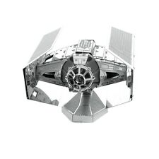 Metal Earth Star Wars Darth Vader TIE fighter 3D Laser Cut Metal Model Kit