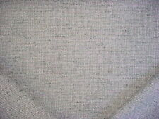 9-3/4Y Romo Mendel Perlino Grey Textured Weave Drapery Upholstery Fabric