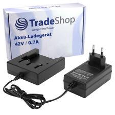 CARICABATTERIE per Greenworks 29462 29302 29727 20302 2601402 40v Li-ion Batterie