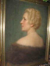 PETZET Hermann, *1860 Protrait von Emmy Göring