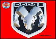 Emblem Badge Decal Tailgate Chrome Large Dodge Ram 1500 2500 3500  Mopar OEM