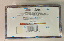 1997-98 Topps Chrome Basketball Box Factory Sealed!  Mint! Hot!