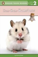 Penguin Young Readers Level 2: Ham-Ham-Hamsters by Bonnie Bader (2016, PB)