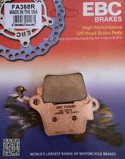 EBC/FA368R Sintered Brake Pads (Rear) - BMW G450X & KTM 250/350EXC-F, 450EXC etc