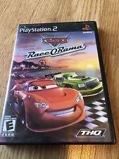 Cars Race-O-Rama (Sony PlayStation 2, 2009) PS2 VC3