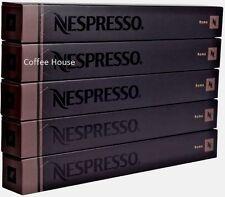 50 Nuovo Originale Nespresso Roma Gusto Capsule Caffè Capsule UK