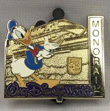 New ListingWalt Disney World 2014 Donald Duck Monorail Passholder Pin