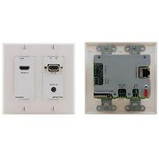 Kramer WP-577VH | Decora HDMI XGA Bidirectional RS-232 Stereo DGKat TP Transmitt