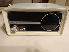 Philips ORD2100B/37 Blue Original Radio Mini 30 Pin Speaker Dock iPod iPhone