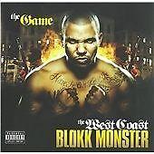 THE GAME West Coast Blokk Monster CD ALBUM  NEW - STILL SEALED