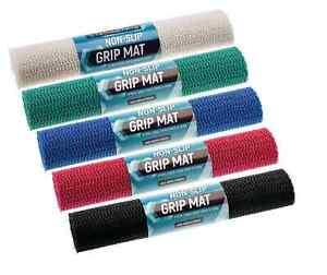 2 X Anti Slip Rug Underlay Mat Gripper Multi Purpos Non Slip Grip Mat 30cm x150c