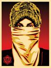 Obey Giant Shepard Fairey OCCUPY PROTESTER Print Poster 99 Percent