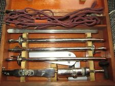 Antique Medicine Urethroskop Cystoskope Louis & H.Loewenstein Berlin Box