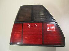 53389R23 VW Golf 2 schwarz getönt Rücklicht Links