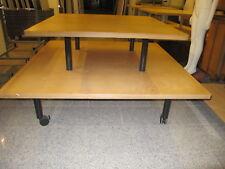 Pyramidentisch Stufentisch Vorlagetisch Verkaufstisch Holzstufentisch