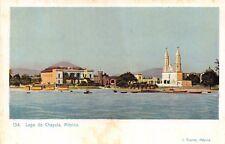 LAGO DE CHAPALA MEXICO~J GRANAT #134 PUBLISHED POSTCARD 1900s