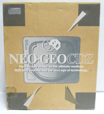CONSOLE SNK NEO GEO CDZ NG CD NTSC JAPAN RARE BOXED