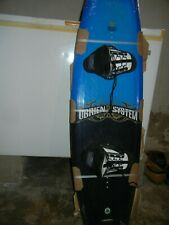 New listing New Rare O'Brien 124 cm. System Jr. Kids Wakeboard w/boots Style 2110202