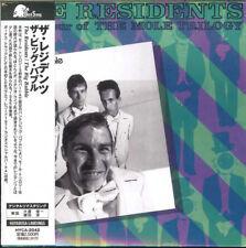 THE RESIDENTS-THE BIG BUBBLE-JAPAN MINI LP CD BONUS TRACK F25