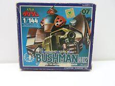 Dougram Combat Armor Takara 1/144 BUSHMAN H-102 Action Figure 07 Die Cast Boxed