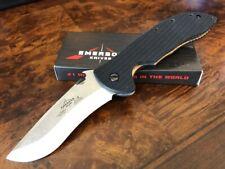 Emerson Knife SUPER COMMANDER SF Plain Edge - Made in USA - Prestige Dealer