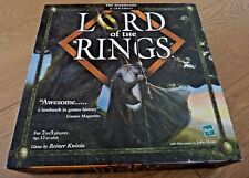 Lord of the Rings Board Game J.R.R.Tolkien's by Reiner Kizia 2000 Complete