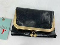Hobo International Robin Wallet in Black
