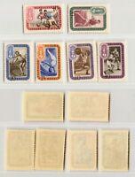 Russia USSR 1957 SC 1968-1973 MNH. g1640