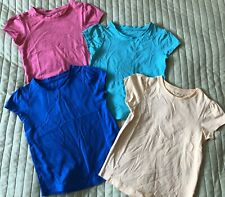 Girls Short Sleeve Top size 3-4 years bundle