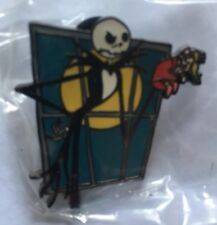 Disney Nightmare Before Christmas Jack Skellington Tin Pin