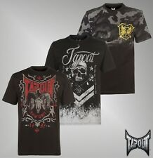Mens Tapout Lightweight Design To Front Top Lifestyle T Shirt Sizes S-XXL