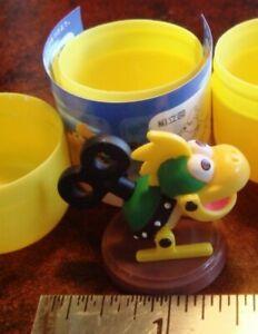 Furuta Choco Egg Super Mario Bros. Wii Lemmy Koopa & Mecha Koopa US Dealer