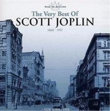 Scott Joplin-The Very Best Of  CD NEW