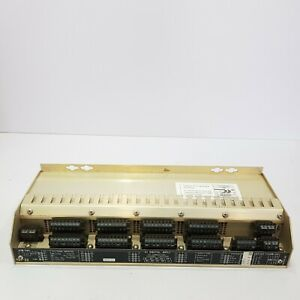 KONGSBERG NORCONTROL 8100154 RDI32 6200355 REVISION F5