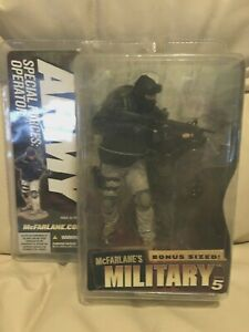 McFarlane Military Series 5 Army Special Forces Operator Action Figure Loose