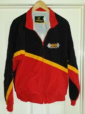 Vtg 80s K-PRODUCTS Custom Lawson Racing Mens L Light Lined Jacket Nylon MADE USA