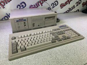 Olivetti M300-10 XP 2655 Vintage 386sx Computer w/ Keyboard