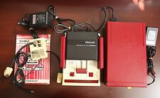 Famicom FC Console with disk system completed import system US seller please rea
