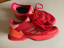 Adidas Adizero Ubersonic 3 Hard Core Tennis Shoes / Trainers Size Uk 5.5.
