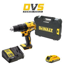 DeWalt DCD777D1 Cordless 18V XR Brushless Drill Driver, 2Ah Bat, Charger & Box