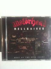 CD Motörhead – Hellraiser - Best Of The Epic Years Label: Epic – 510825 2, Epi