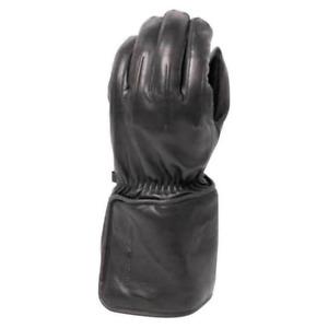 Roadkrome Alternator Leather Motorcycle Gloves Men's