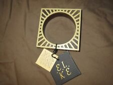Elke Kramer Vortex Bracelet- Split Copper & Olive - NWT