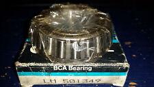 (2) Federal Mogul BCA Bearing LM 501349 1 new-1 opened