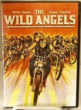 The Wild Angels (DVD, Feb-2015) Roger Corman's Classic Cult Film w Peter Fonda